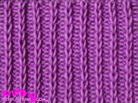 rib stitch knitting slip stitch rib p2 k1 easy and stitch to knit and