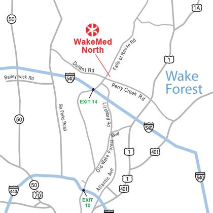 Wakemed Emergency Room by Emergency Room Wakemed Raleigh Carolina