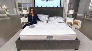 Sleep Number Bed Frame Setup Sleep Number Qseries 5 1 Kg Mattress Set W Adat And Adjustable Base Qvc