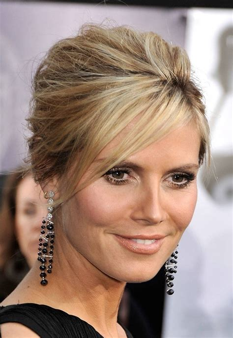 hairstyles with bangs and volume volume with a smooth bang vintage hairstyle icons