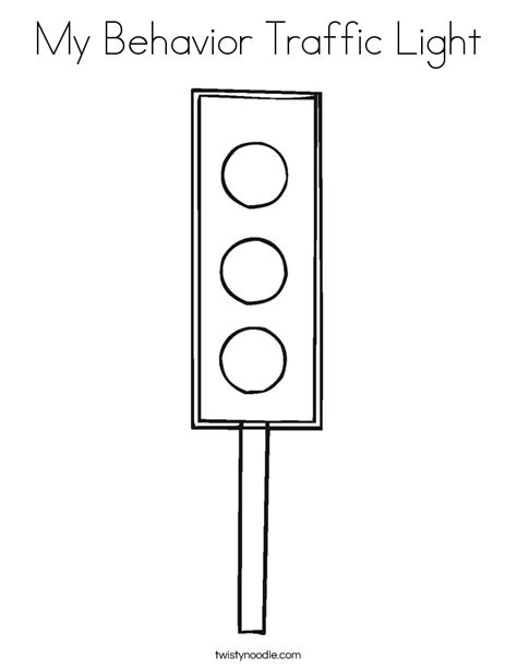 behavior stop light coloring page i created for my kiddos when you are angry use your stop my behavior traffic light coloring page twisty noodle