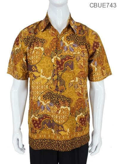 Baju Batik Madura kemeja batik madura motif sekar jagad modern kemeja