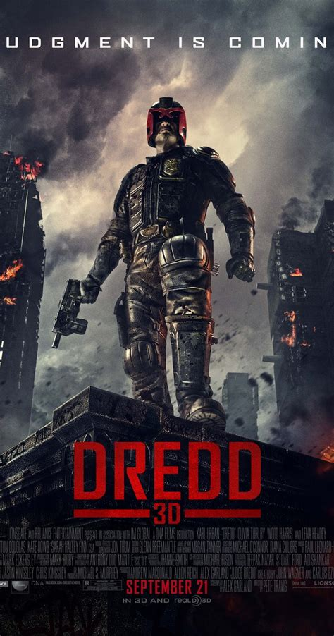 imdb most popular feature films released in 2013 dredd 2012 imdb