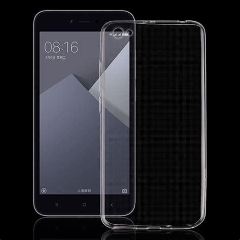Slim Tpu Xiaomi Redmi 5 ultra slim tpu transparent protective cover skin for