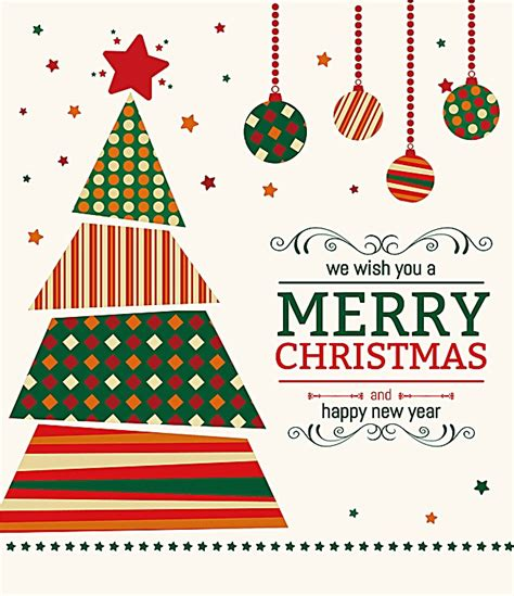 christmas tree poster background background poster