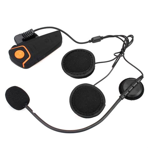 Wk Design Bs300 Headset Bluetooth Pairing Two Devices 1 pair bts2 motorcycle helmet bluetooth intercom fm