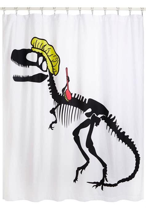 dinosaur shower curtain dinosaur kid funny