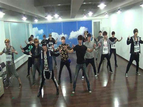 tutorial dance mama exo exo m at jiangsu presser new shinexo practice photo and