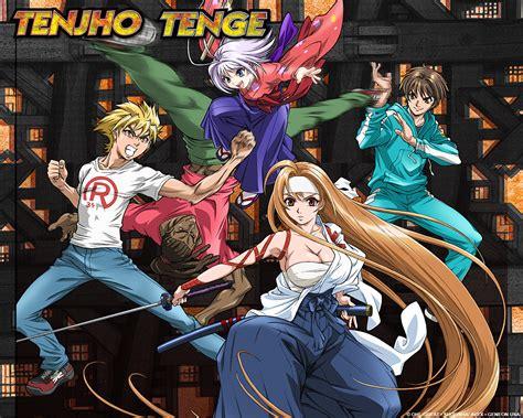 tenjho tenge anime tenjou tenge review swiip