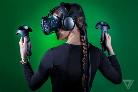 HTC Vive review   The Verge
