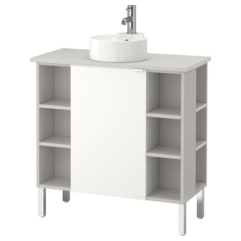 Pedestal Sink Storage Ikea Deentight