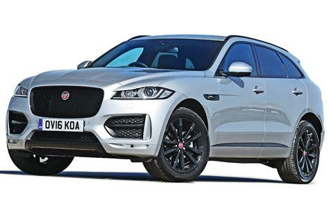 jaguar f pace suv review carbuyer