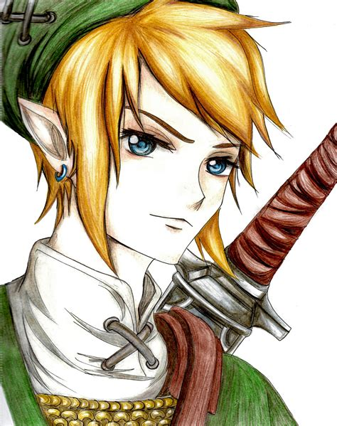 9 Anime Link by Twilight Princess Link Complete By 9mumei19 On Deviantart