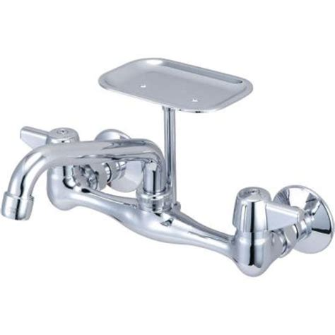 good kitchen faucet home depot on central brass kitchen 2 central brass 2 handle kitchen faucet with soap dish and