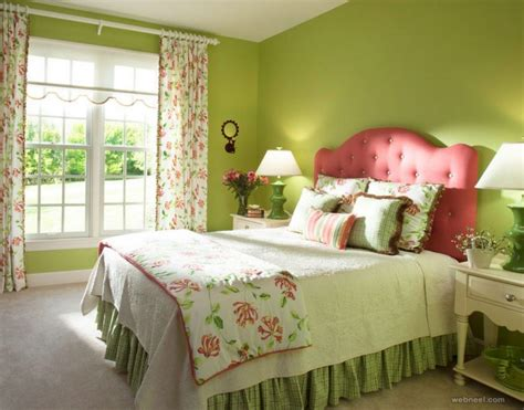 green paint colors for bedrooms 50 beautiful wall painting ideas and designs for living