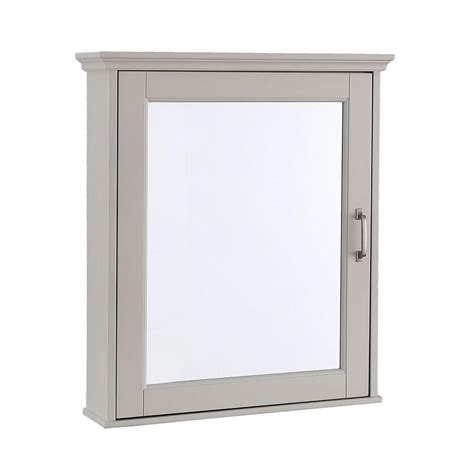 foremost ashburn 23 in w x 28 in h x 8 in d framed wood