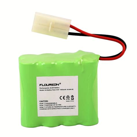 boat battery normal voltage floureon 9 6v rc battery for rc cars boat rc gadget rc