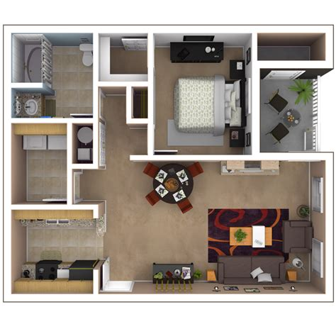 one bedroom apartments baton rouge baton rouge apartments floor plans