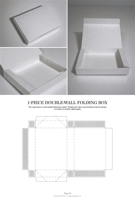book box card template 74 best diy do it yourself dielines templates