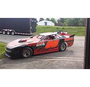 Late Model Sportsman Dirt Car Start Up  YouTube