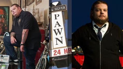 big hoss weight loss pawn stars corey harrison s dramatic weight loss video