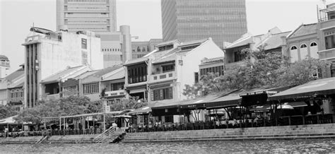 boat quay old photos 50 wallpapers and desktop backgrounds black and white