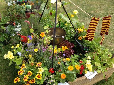 winnie the witch garden garden