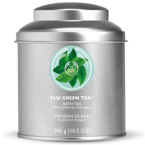 green tea bathroom new from the body shop fuji green tea swatch and review