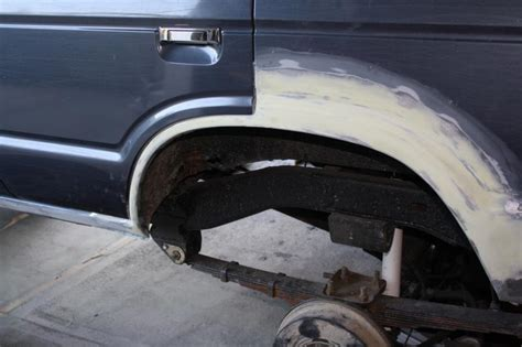 Toyota Repair Panels Advice On Rust Fix And Paint Ih8mud Forum