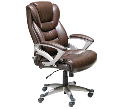serta brown leather office chair brown leather office chair