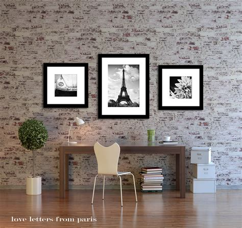 home decor picture wall art ideas design paris photo photography wall art