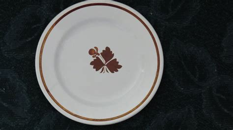 tea leaf pattern ironstone about the hoover minthorn house museum newberg oregon