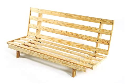 slick willy futon frame size only