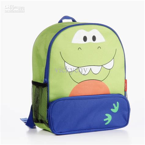 Supersale Kidsbag wholesale new baby bag kid s school bag backpack children s animal canvas bags cl731f