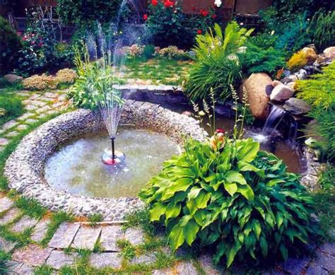Water Feature Ideas For Small Gardens Stunning Garden Landscaping Ideas To Make Your Day Top Inspirations