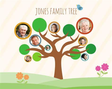 Tree Family free family tree maker design a custom family tree