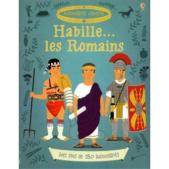 1409576809 les romains autocollants usborne habille les romains autocollants usborne broch 233