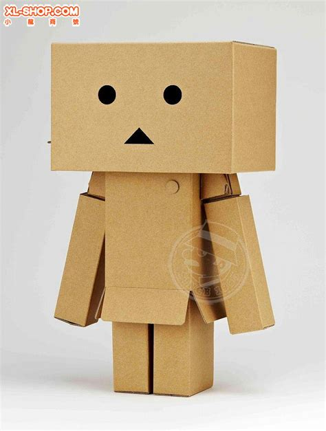 Cardboard Papercraft - kaiyodo papercraft kit yotsuba danboard 36cm