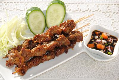 Tusuk Sate Kiloan 1 2kg home made is the best sate daging