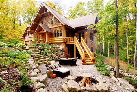 Handcrafted Log Homes - log hybrid photos timberwolf handcrafted log homes