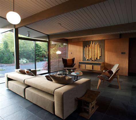 mid century modern ranch interiors mid century modern eichler the house