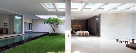 Grass Interior Design by Interior Courtyard Garden Home Modern House Designs