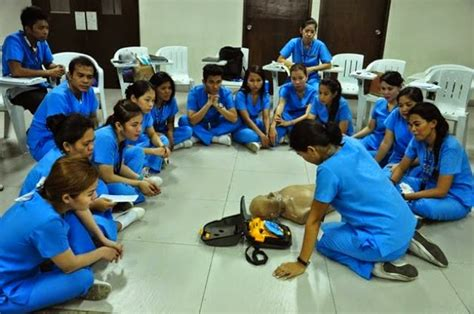 tesda caregiver courses and accredited schools centers ph juander