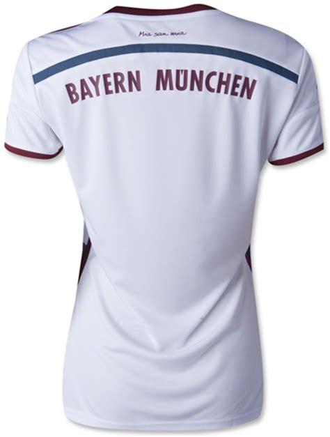 Kaos Bigsize Munchen 104 jersey bayern munchen away 2014 2015 big match jersey toko grosir dan eceran jersey
