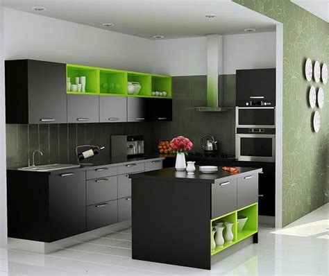 Kitchen Design India 1000 Images About Open Kitchen On Pinterest Simple Kitchen Design Kitchen Furniture And Open