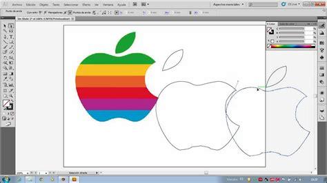como hacer un pattern brush en illustrator vectorizar logotipo illustrator youtube