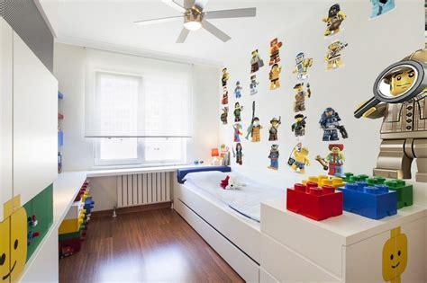 deco chambre enfant  idees cool pour enjoliver les murs
