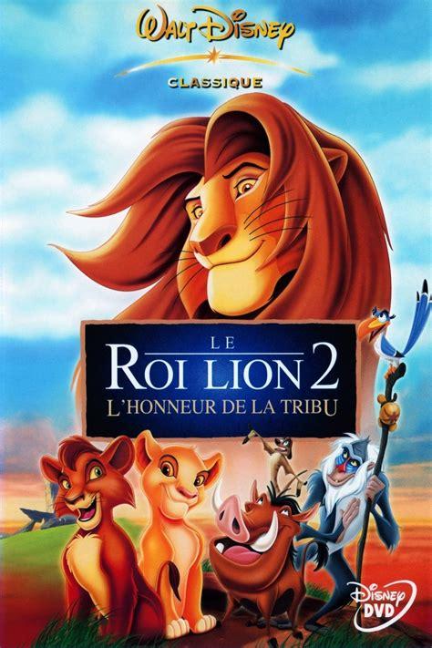 film roi lion 1 le roi lion 2 l honneur de la tribu seriebox