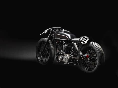 black motorbike club black 02 by the wrenchmonkees silodrome