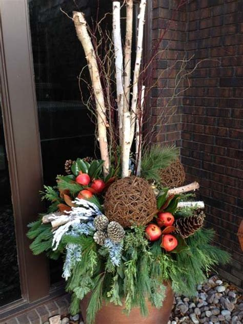 christmas van belle s florist durham region plants decor